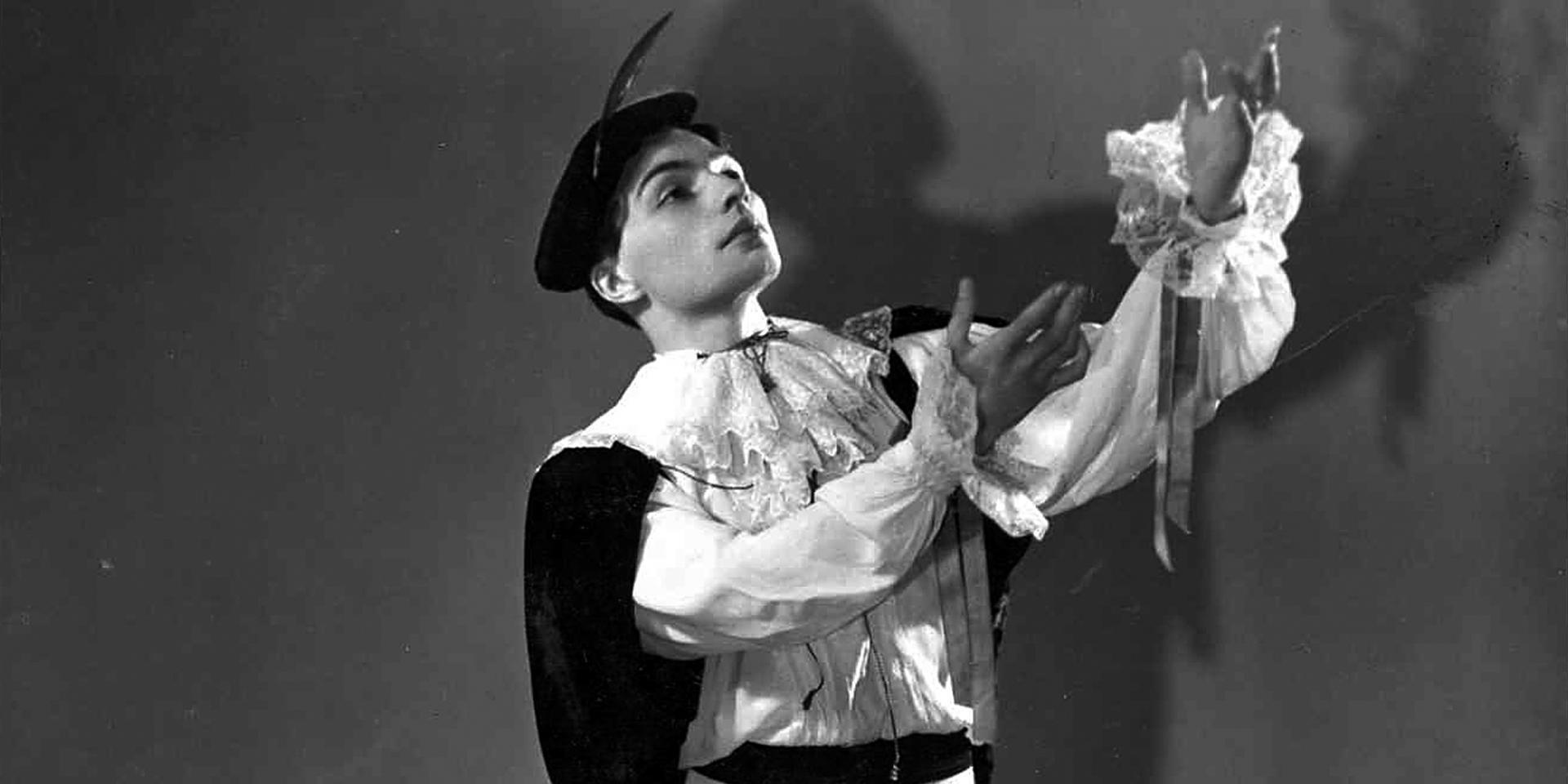 Alberto Testa in Serenata dal Don Giovanni di Mozart (1948)