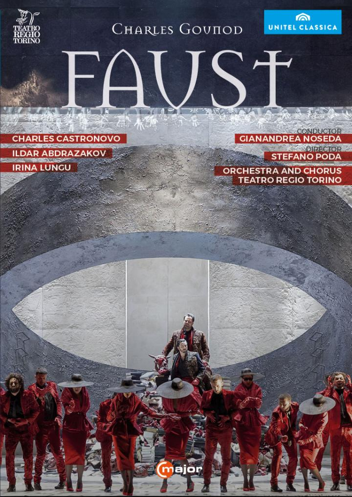 Faust by Charles Gounod - Season 2014-2015