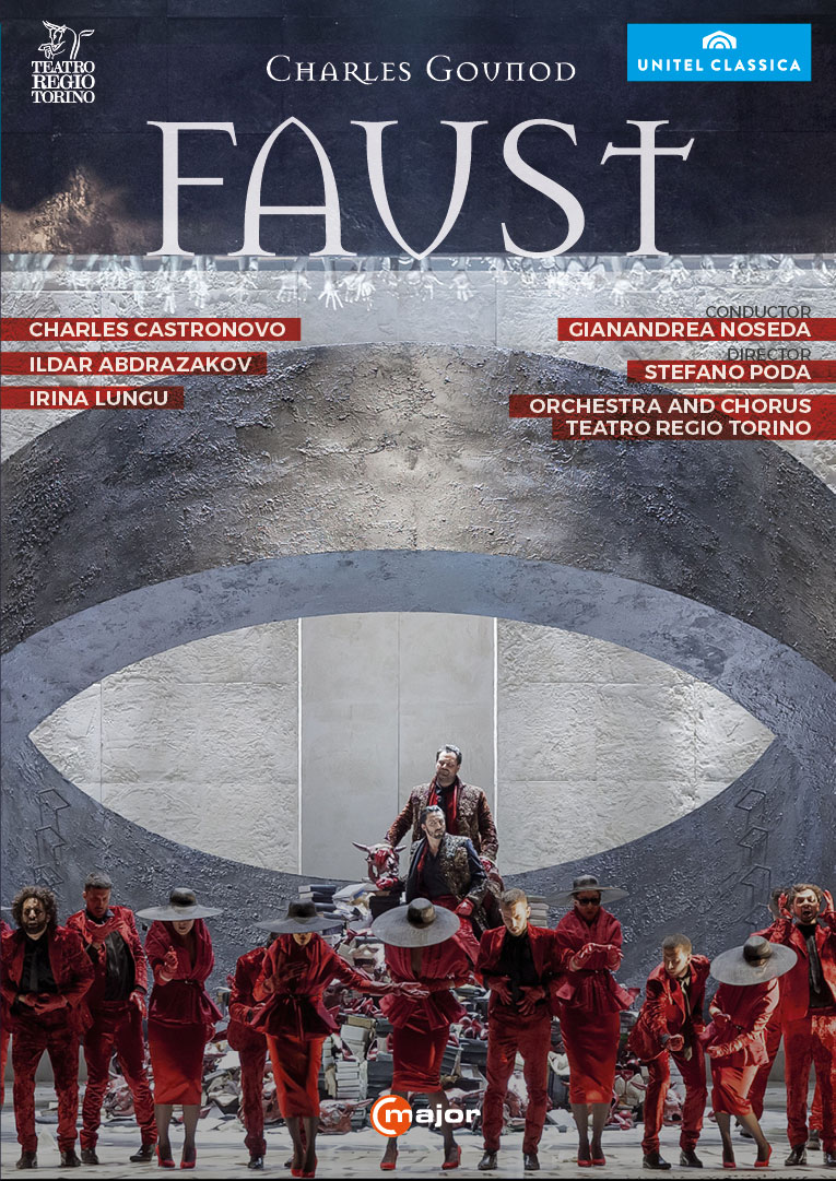 Faust di Charles Gounod - stagione 2014-2015