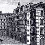 Giambattista Borra, Principal views of  Torino designed in perspective and carved in copper