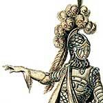 Giacomo Pregliasco, Abito di Ariodante e di Ginevra per l'Ariodante o Ginevra di Scozia di Giuseppe Mosca, Stagione 1801-1802