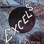 Cover of the libretto of Excelsior, choreographic, historical, allegorical, fantastic opera in 6 parts and 11 scenes by Luigi Manzotti on music by Romualdo Marenco, 1881-82