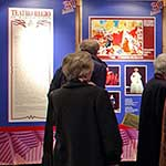 The exhibition to celebrate the thirtieth anniversary of the inauguration  of the new Teatro Regio